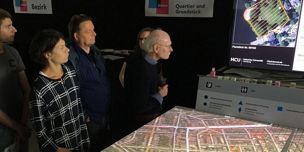 FindingPlaces, Stadtplanung für alle