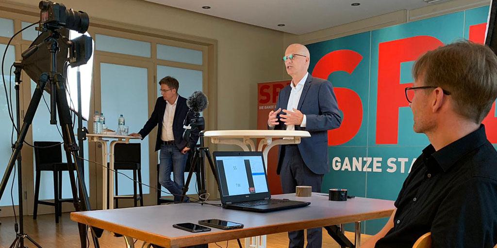 Online-Abstimmung über den Koalitionsvertrag